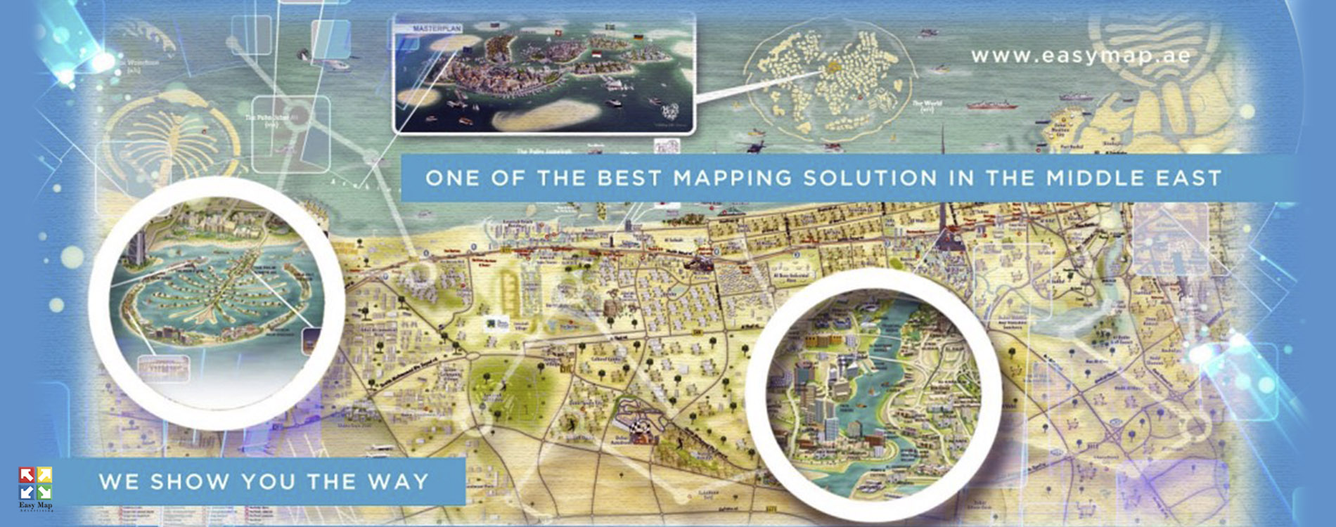 Easy map uaes largest mapping solution provider gccs most easy map uaes largest mapping solution provider gccs most trusted mapping solution and advertising partners gumiabroncs Image collections
