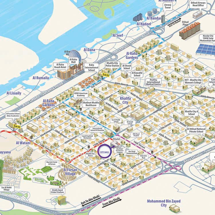 Khalifa City Mall Location_v8
