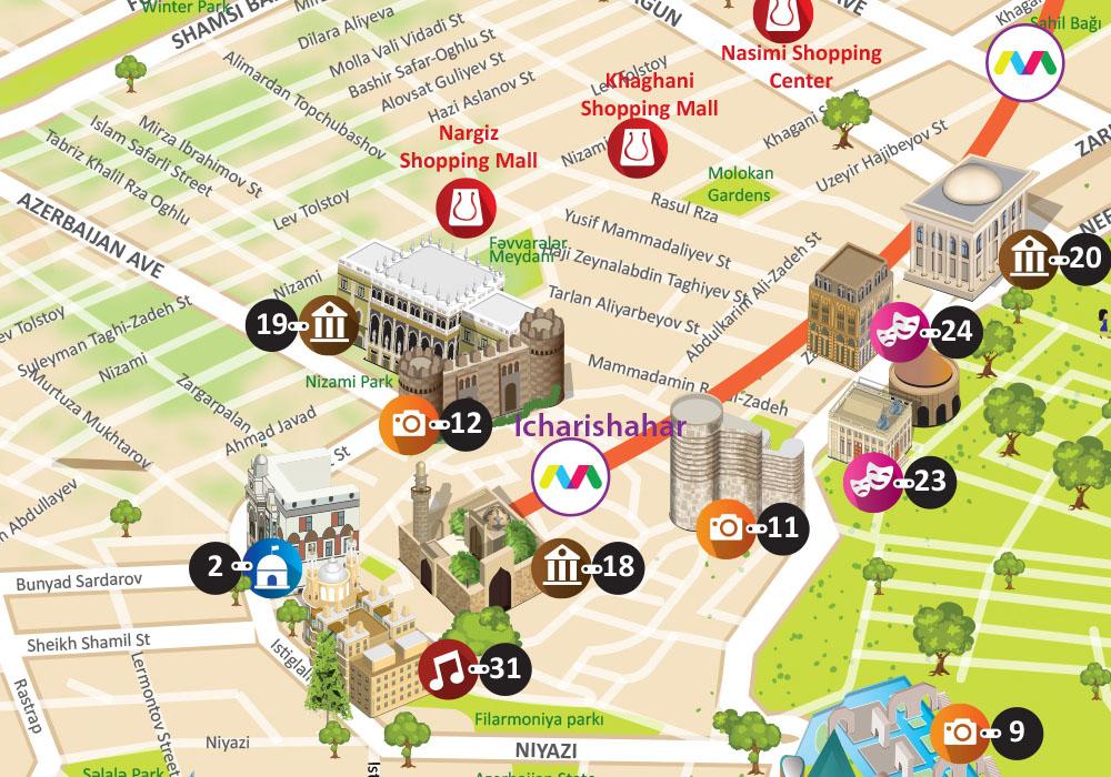 Baku Map_Zoom2