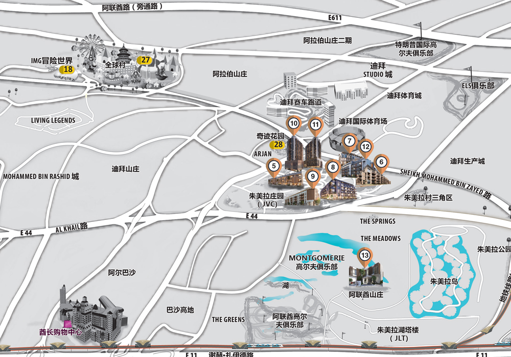 Foreign Lang. map 2