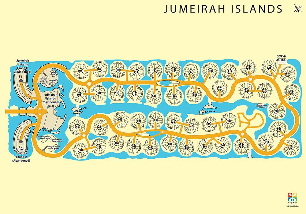 jumeirah island