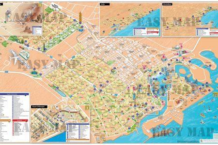 Sharjah New Map