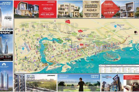 Damac Map