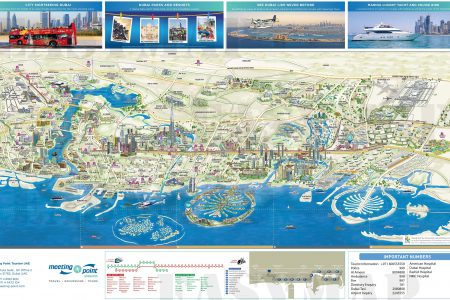 Meeting Point DXB Map