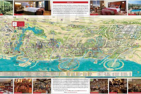 Millennium Hotel Map